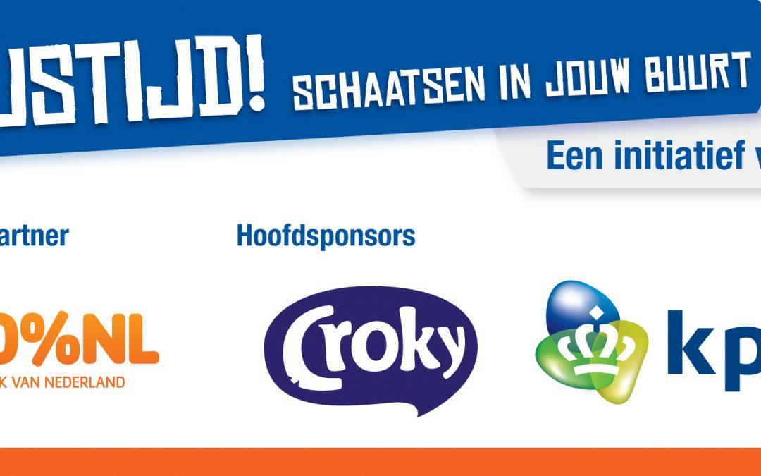 Bussum op IJs partner KNSB's IJstijd!